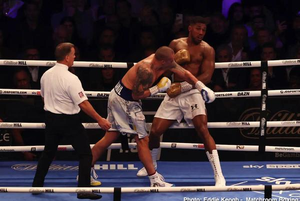 Picture for Eddie Hearn: Joshua must be ruthless for Usyk rematch