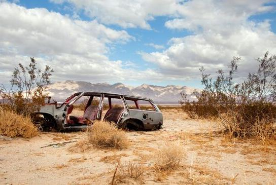 Picture for Utah Ghost Town Reappears As Result Of Extreme Drought