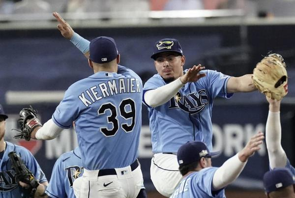 Picture for Tampa Bay Rays Are MLB's Playoff Villain Slayer