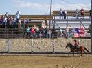Picture for PETA asks for investigation into Oakley Pioneer Days rodeo fireworks hitting cattle