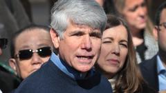 Cover for Rod Blagojevich Files Lawsuit Seeking Right to Run for Office in Illinois Again