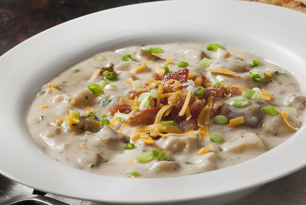 Picture for Make the Most Delicious Loaded Potato Soup Without All the Prep With This Simple Hack