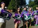 Picture for Scene in Edmonds: Car parade honors 2021 EWHS grads
