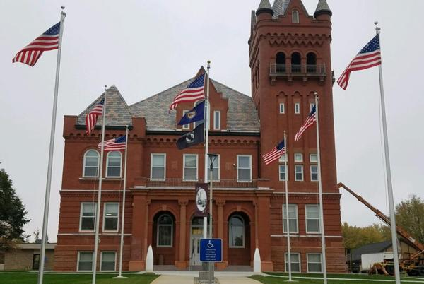 Picture for Wayne County Commissioners To Meet Tuesday Morning, Bid Opening On County Bridge Match Program #4 Project At 9:45 AM