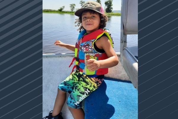 Picture for Amber Alert issued for Milwaukee boy who may be with homicide suspect