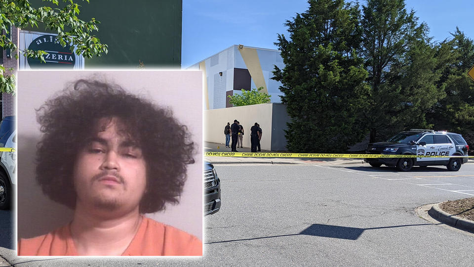 Picture for Police arrest man accused of shooting outside AMC Theatres at Concord Mills