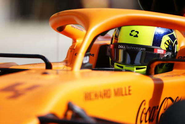 Picture for Lando Norris an 'idiot' who broke 'rule number one' in US Grand Prix practice
