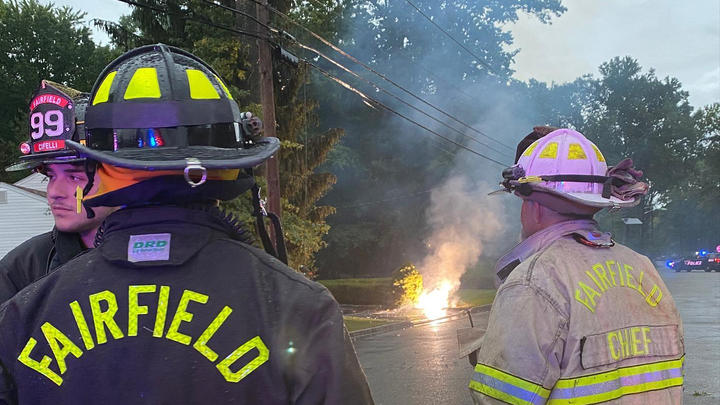 Cover for Fairfield, NJ: Fire Department Stops Transformer Fire from Causing Active House Fire