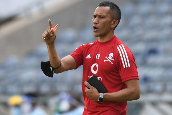 Picture for Orlando Pirates coach Davids: Mamelodi Sundowns used their 'best moments' to claim win