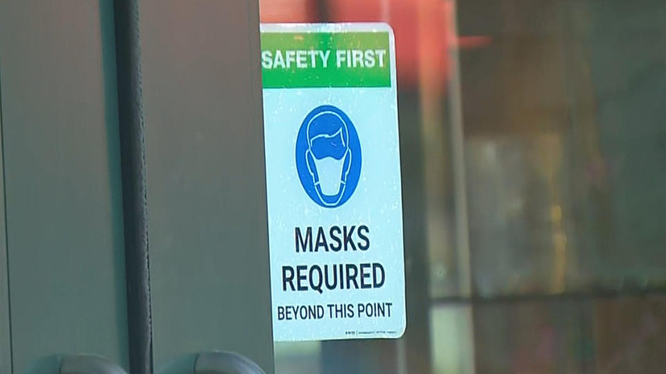 Picture for CDC Recommends Face Masks Indoors For Fully Vaccinated Americans Again In 'Substantial Or High' COVID Transmission Areas