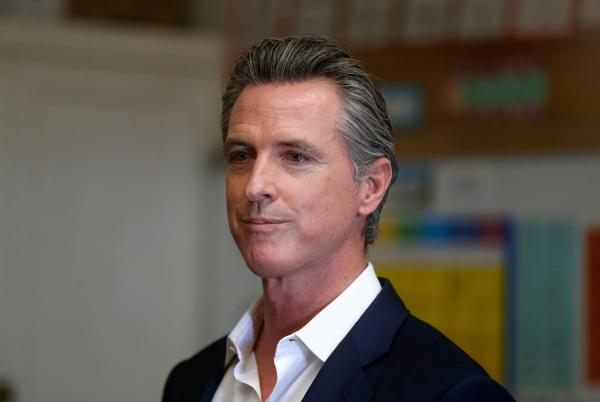 Picture for Gavin Newsom abolishes single-family zoning in California