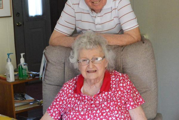 Picture for Warsaw Couple Celebrate 70 Years Of Marriage