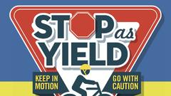 """Cover for North Dakota Enacts """"Stop as Yield"""" for Bicyclists August 1"""