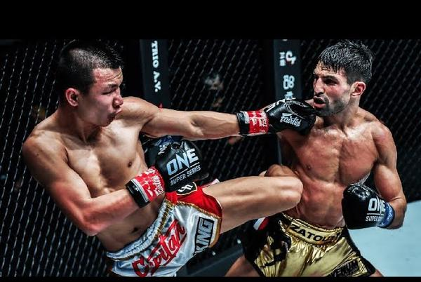 Picture for The INTENSE Kickboxing WAR between Capitan and Mehdi Zatout