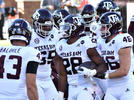 Picture for AP Top 25 poll: Texas A&M jumps in, North Carolina falls out of top 10 in college football rankings