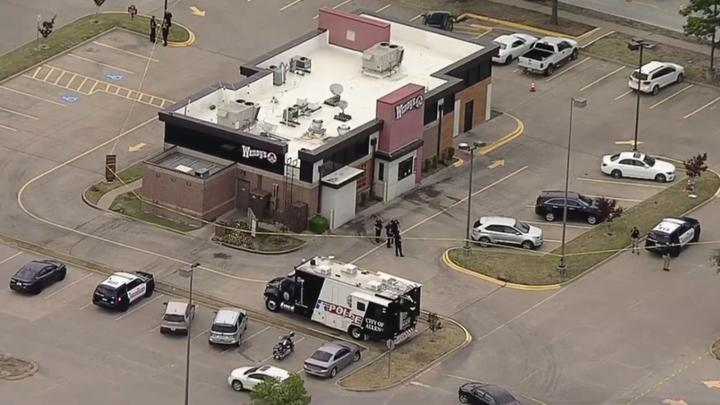 Cover for Armed Woman Dies Following Allen Police Officer-Involved Shooting In Wendy's Parking