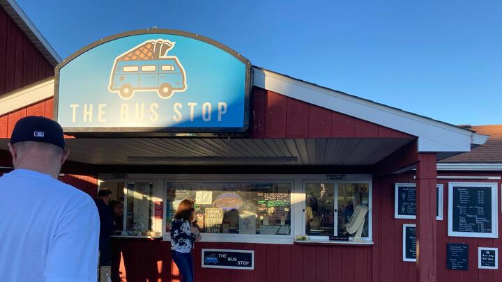 Cover for The Bus Stop - Popular, Local Milkshake Spot - Upperco, MD