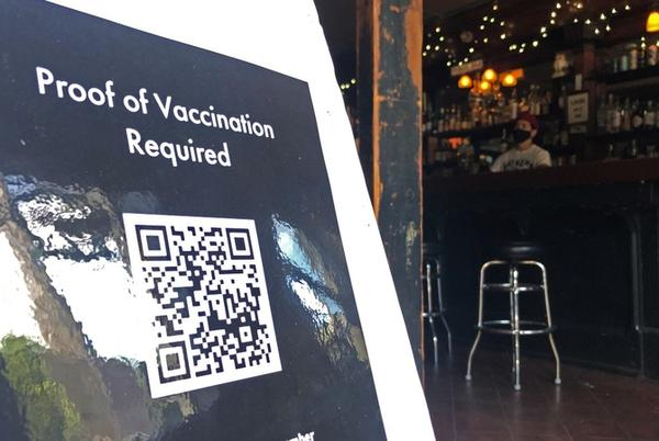 Picture for Coronavirus Update: NYC to require proof of vaccine for indoor dining, gyms and entertainment