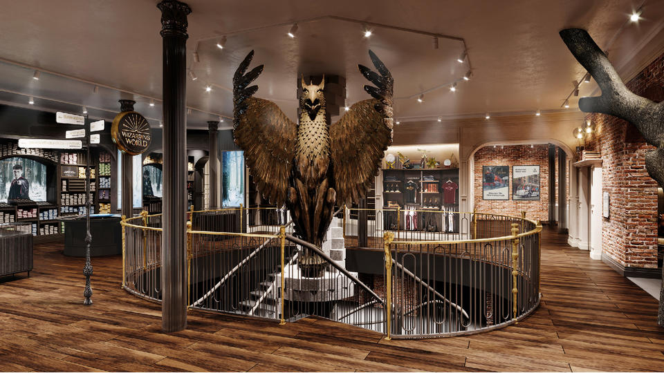 Picture for How Excited Are You About the Biggest Harry Potter Store in the World Opening in NYC?
