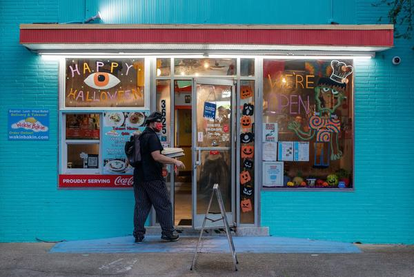 Picture for Close, move, change? New Orleans restaurants face hard choices as Ida worsens crisis