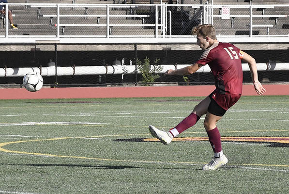 Picture for Windsor's Dawkins nets three in win over New Britain