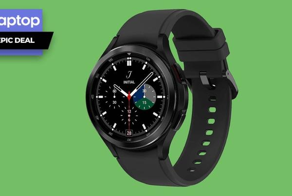 Picture for Samsung's Galaxy Watch 4 just hit its lowest price yet