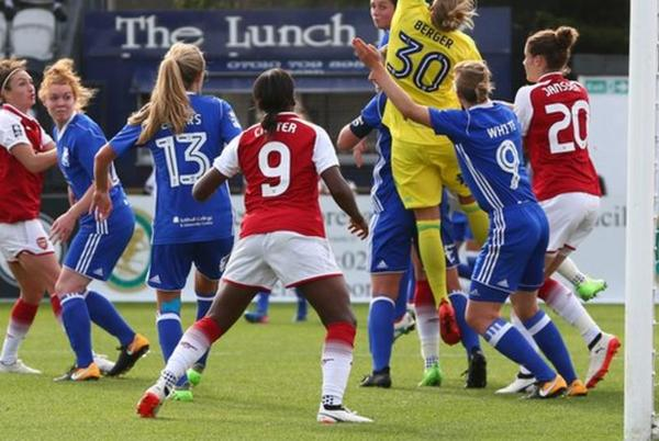 Picture for The situation at Birmingham City is 'unacceptable', says England's Ellie Roebuck