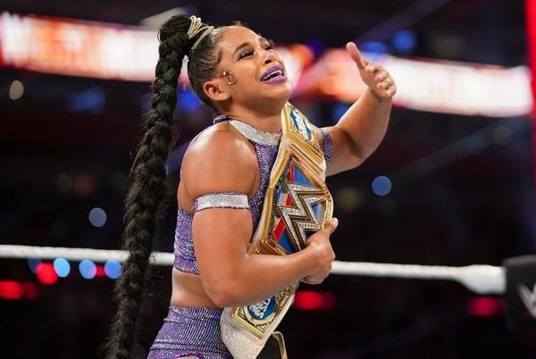 Picture for WWE's Bianca Belair Tops PWI Women's 150