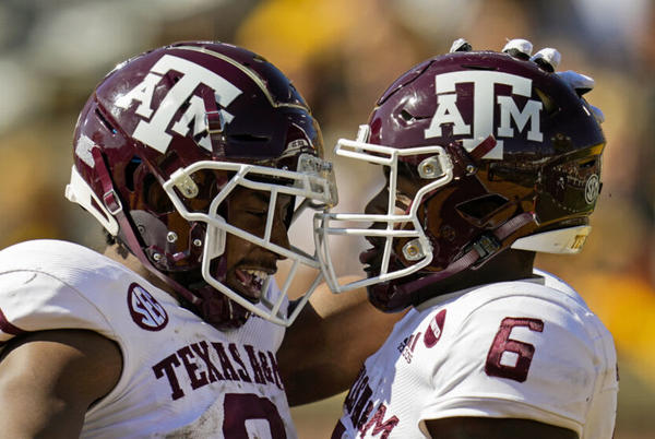 Picture for Texas A&M Football: 3 biggest performances in Week 7 win vs. Missouri