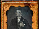 Picture for Then Again: Phineas Gage cheated death after his 'Horrible Accident!'