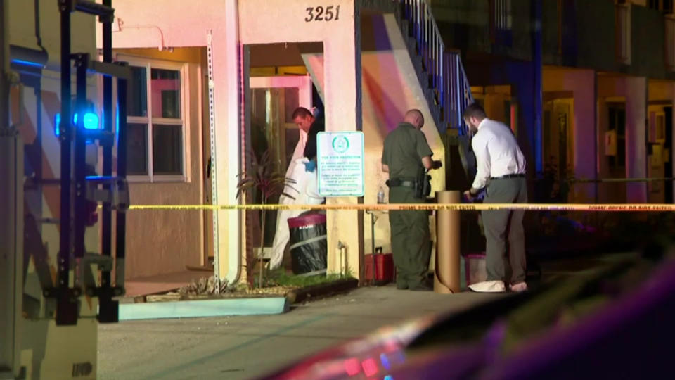 Picture for Man, Woman Found Dead Inside Dania Beach Apartment