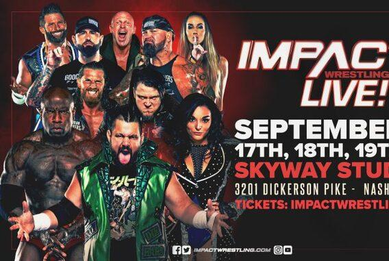 Picture for Impact TV taping, Victory Road, Knockouts Knockdown spoilers
