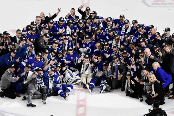 Picture for A deep dive into the reigning Stanley Cup champion Lightning's salary-cap situation