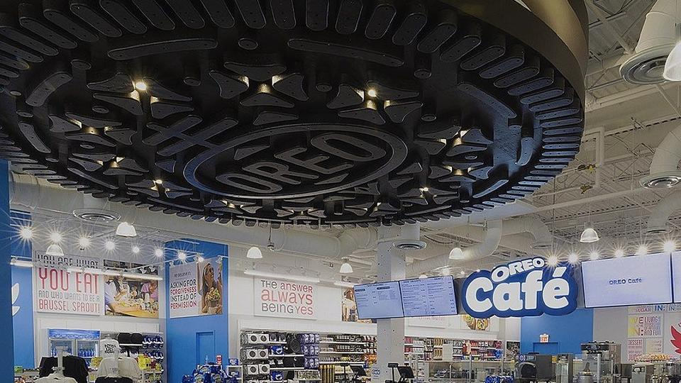 The First Oreo Café Is Now Opened and It Is Located In New Jersey - News  Break