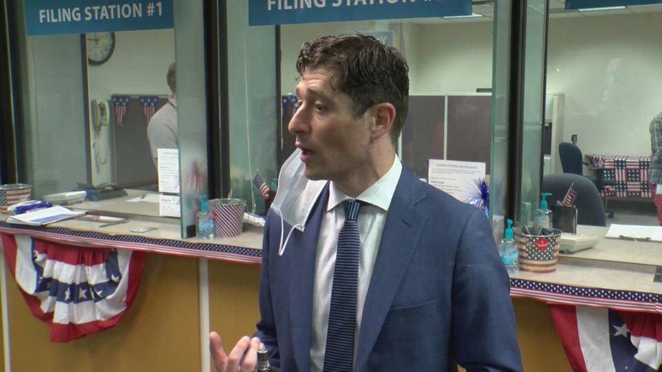 Picture for Hesitant To Expand New Mask Policies To Restaurants And Retail, Minneapolis Mayor Jacob Frey Urges Vaccination