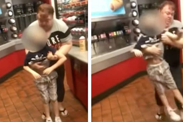 Picture for Mother charged after she was caught on camera abusing 9-year-old son with autism