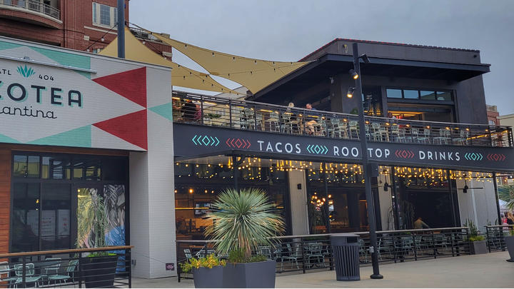 Cover for Atlantic Station gets a new rooftop restaurant