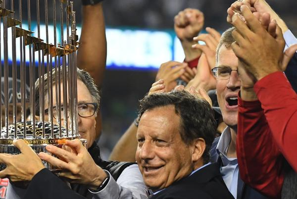 Picture for Red Sox Chairman Tom Werner Joins Tom Caron Ahead Of 2021 Opening Day