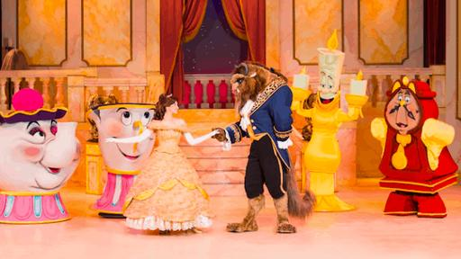 Beauty And The Beast Live On Stage Closing For Refurbishment On February 24th At Disney S Hollywood Studios News Break