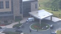 Cover for Brinks security guard shot during armed robbery in metro Atlanta