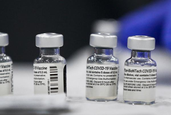 Picture for Pfizer reveals side effects from the COVID-19 vaccine booster