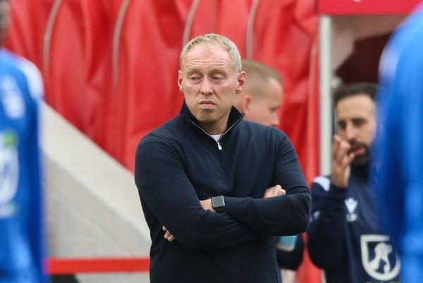 Picture for New boss Steve Cooper encouraged by display as Nottingham Forest hold Millwall