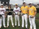 Picture for Eight take the field in NEMCABB games