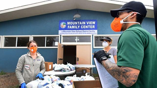Picture for Givers and the government stepped up to support nonprofits