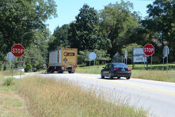Picture for Contract awarded for roundabout at Higgins Road and Ga. Hwy 16