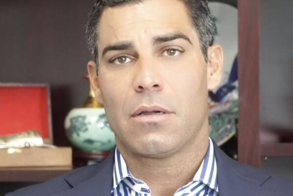 Picture for Miami Mayor Francis Suarez: 'Regeneron Decision was a Great Decision'