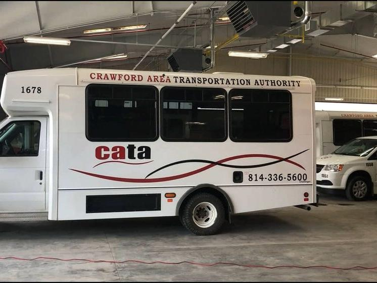 Crawford Area Transportation Authority Cata To Resume Normal Hours For Bus Service May 11 News Break