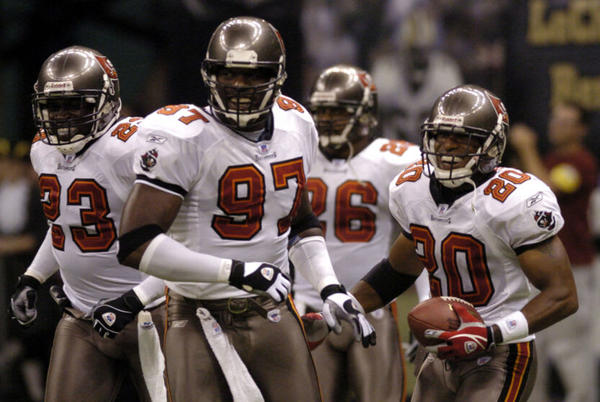 Picture for Buccaneers: Ten former players among 122 Hall of Fame nominees