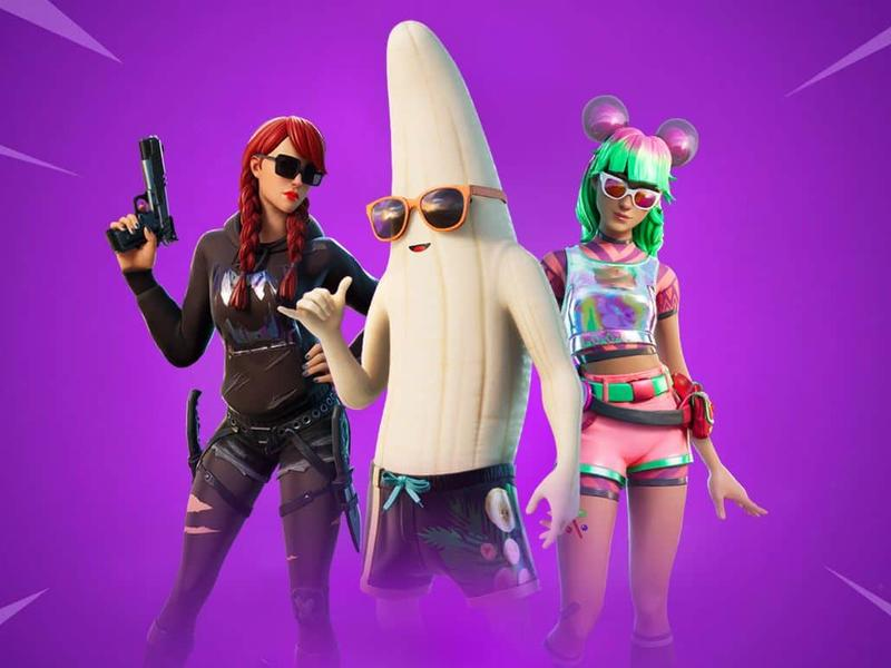 new fortnite skins summer legends pack bundle leaked news break new fortnite skins summer legends pack