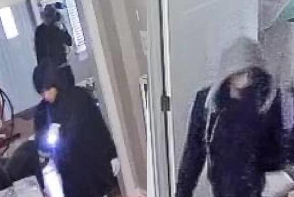Picture for Troy police asking for help identifying 2 burglary suspects